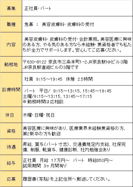 医療事務 受付募集要項 .jpg